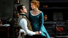 Great performances: Colin Farrell and Jessica Chastain in Miss Julie