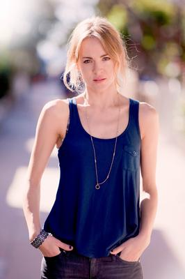 Singer: Gemma Hayes is one of the acts Chester has produced