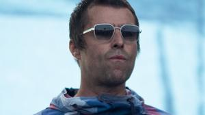 Liam Gallagher on the Pyramid Stage (Aaron Chown/PA)