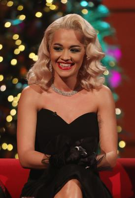 Rita Ora praised NHS workers helping fight Covid-19 (Isabel Infantes/PA)