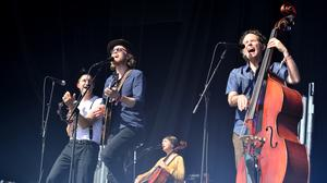 The Lumineers performed at Glastonbury on two other occasions (Ben Birchall/PA)