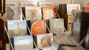 Assai Records has two physical record shops in Dundee and Edinburgh (Weber Shandwick/PA)