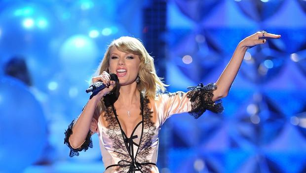 Taylor Swift was joined on stage by a host of celebrity friends at the Hyde Park concert