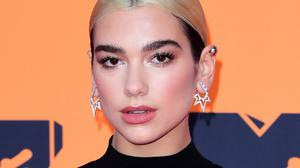 Dua Lipa, who had worked on a song with Miley Cyrus before the coronavirus pandemic (Ian West/PA)