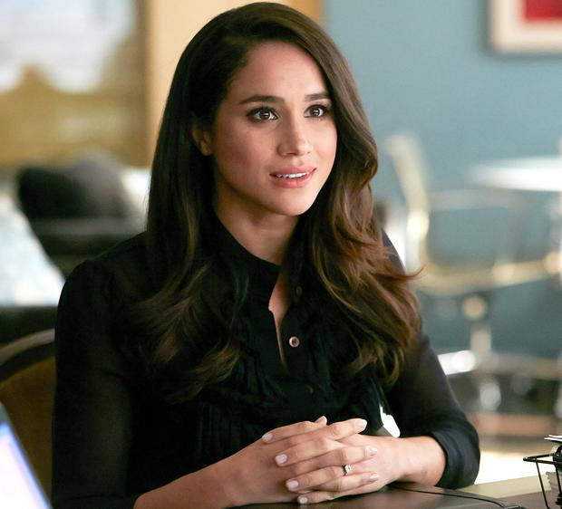 Meghan Markle in 'Suits'.