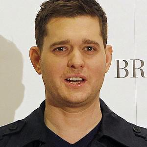 Michael Buble was criticised for his performance at the Logie Awards