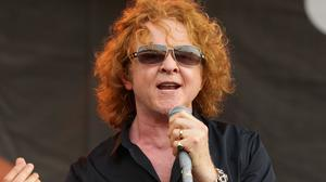 Mick Hucknall is reviving Simply Red