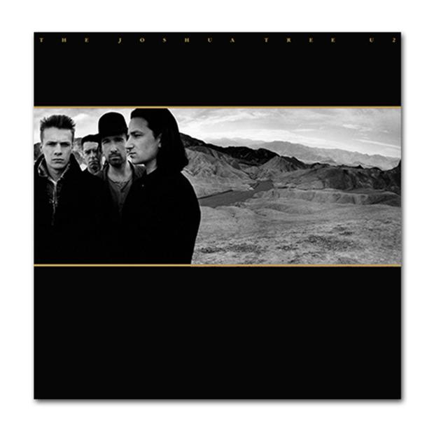 The Joshua Tree was released in 1987.