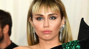 Miley Cyrus is convinced there was a ghost in her bathroom