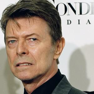 David Bowie is nominated for two Brits