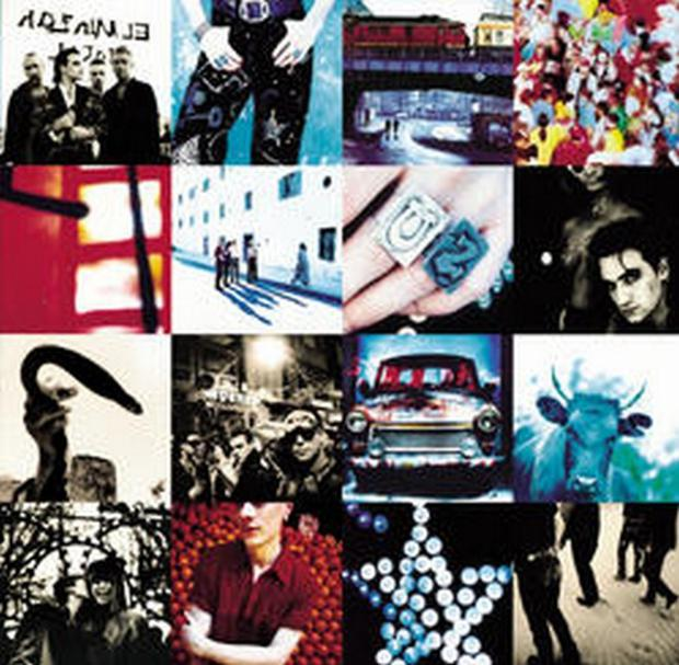 1991's Achtung Baby.