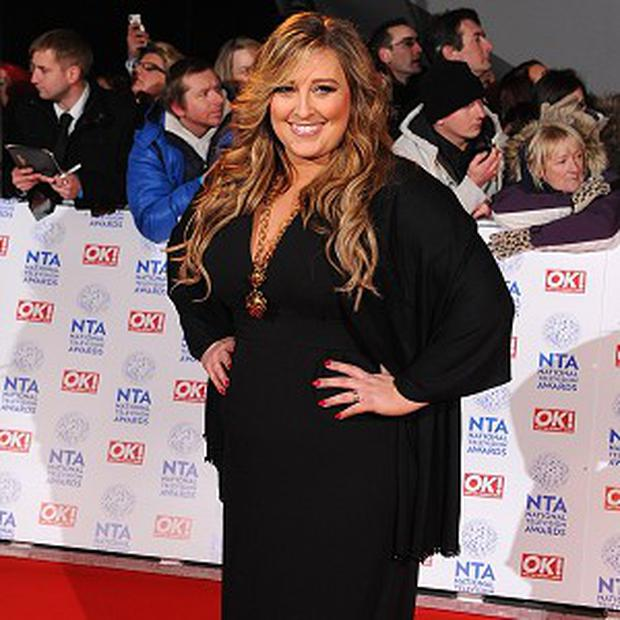 Leanne Mitchell was voted winner of The Voice last year