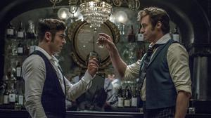 The Greatest Showman is still leading the charts (20th Century Fox)