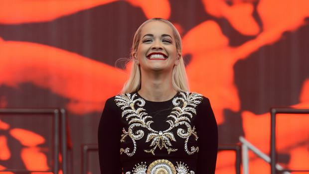 """Rita Ora has been unveiled as one of a """"new generation"""" of X Factor judges to join Simon Cowell and Cheryl Fernandez-Versini in the next series"""