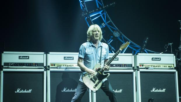 Rick Parfitt has ended things with his third wife, it has been claimed