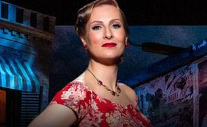 New production: Paula Murrihy from Tralee will perform the title role in Carmen