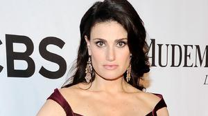 Idina Menzel will sing the national anthem at the Super Bowl