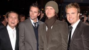 Take That's Mark Owen, Jason Orange, Howard Donald and Gary Barlow are working on a song for upcoming film Kingsman: The Secret Service