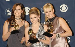 The Dixie Chicks have also changed their name (Rich Lee/PA)
