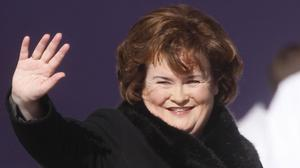 Susan Boyle is set to release an album including Pink Floyd and John Lennon covers