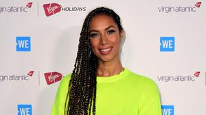 Leona Lewis has recorded a cover version of Angels in tribute to NHS workers (Ian West/PA)