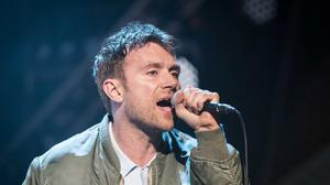 Damon Albarn has been awarded an OBE for services to music