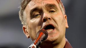 Morrissey said he has been snubbed by TV stations around the world