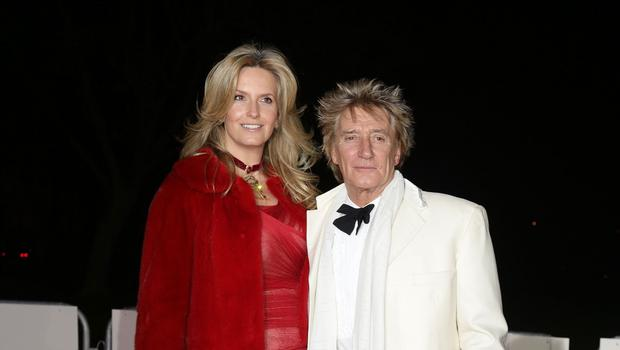"""Penny Lancaster believes men are """"hunter gatherers"""""""