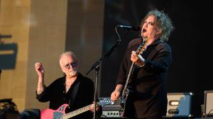 It has been 24 years since The Cure last played at Worthy Farm (Matt Crossick/PA)