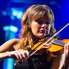 Nicola Benedetti has won a Grammy Award (Dominic Lipinski/PA)