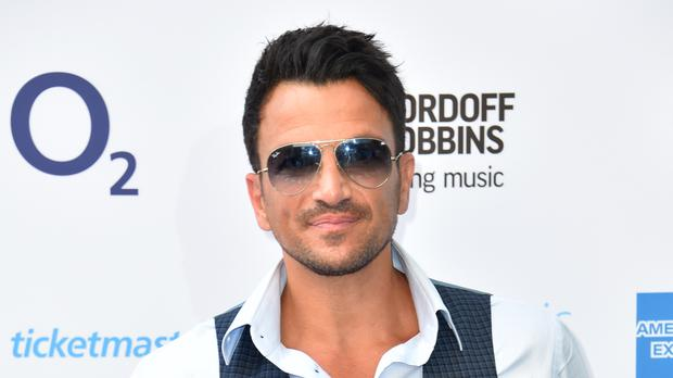 Peter Andre (PA)