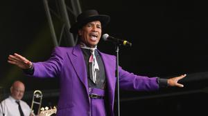 Kid Creole and The Coconuts (Yui Mok/PA)
