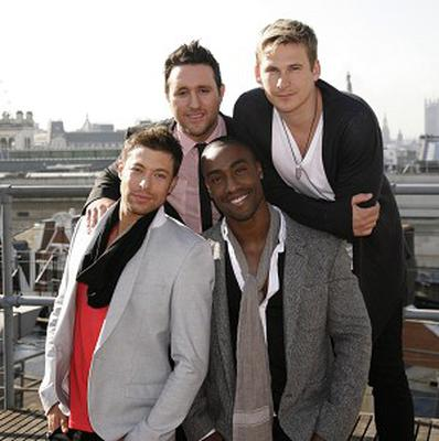 Duncan James, Anthony Costa, Simon Webbe, and Lee Ryan want to publish an autobiography about their life as pop band Blue
