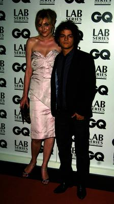 GQ Men of the Year Awards 2007 - London...Sophie Dahl & Jamie Cullum arrive for the GQ Men of the Year Awards at the Royal Opera House in Covent Garden, central London. PRESS ASSOCIATION Photo. Picture date: Tuesday 4 September 2007. See PA story SHOWBIZ GQ. Photo credit should read: Joel Ryan/PA Wire...E