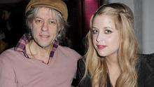 Sir Bob Geldof is grieving the loss of his daughter Peaches
