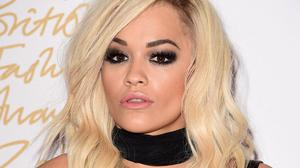 Rita Ora announced her Oscars news on Twitter