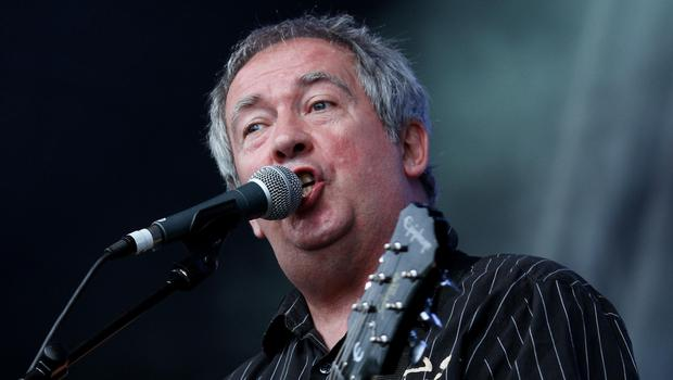 Pete Shelley died in December (Gareth Fuller/PA)
