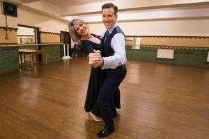 Strictly Come Dancing Rehearsals