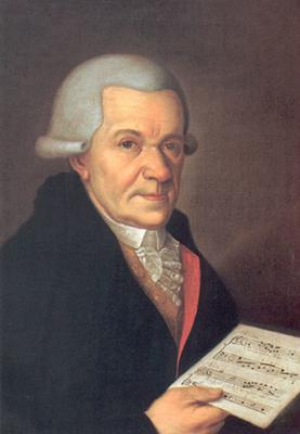 Shared symphony: Michael Haydn