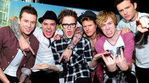 McBusted played at Hyde Park