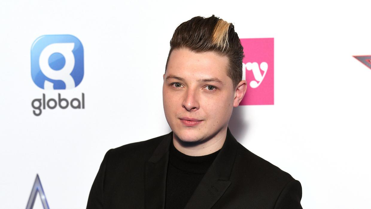 Eurovision star James Newman reveals advice from singer brother John