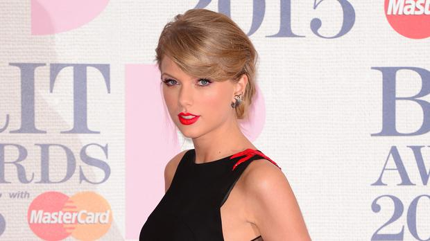 Taylor Swift has posted a bizarre clip on social media