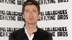 Noel Gallagher is up for three awards