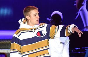 Justin Bieber has sued two social media users who accused him of sexual assault (Ian West/PA)