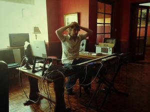 Laptop recordings: Conor Walsh's debut album The Lucid was released after his death in 2016