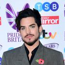 Adam Lambert (Ian West/PA)