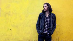 As a child, Hozier would eagerly root through his dad's record collection before going to bed