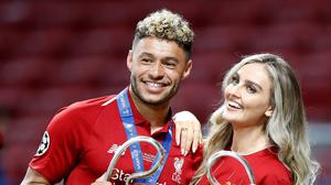 Perrie Edwards is the partner of Liverpool midfielder Alex Oxlade-Chamberlain (Martin Rickett/PA)