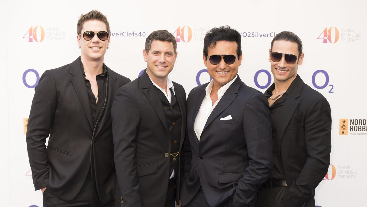 Il Divo We Left Simon Cowell S Label But Won T Let That Get Us Down Independent Ie