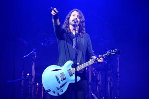 Foo Fighters front man, Dave Grohl. (Ben Birchall/PA Archive/PA Images)
